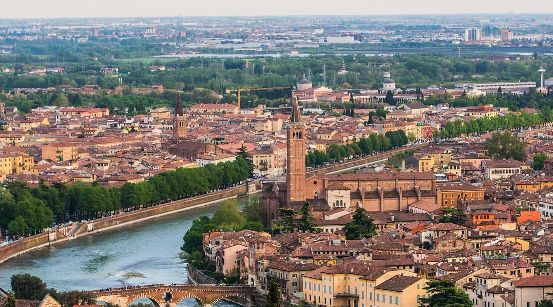 Hotel  Stelle Verona Centro
