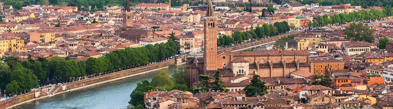 Vista di Verona