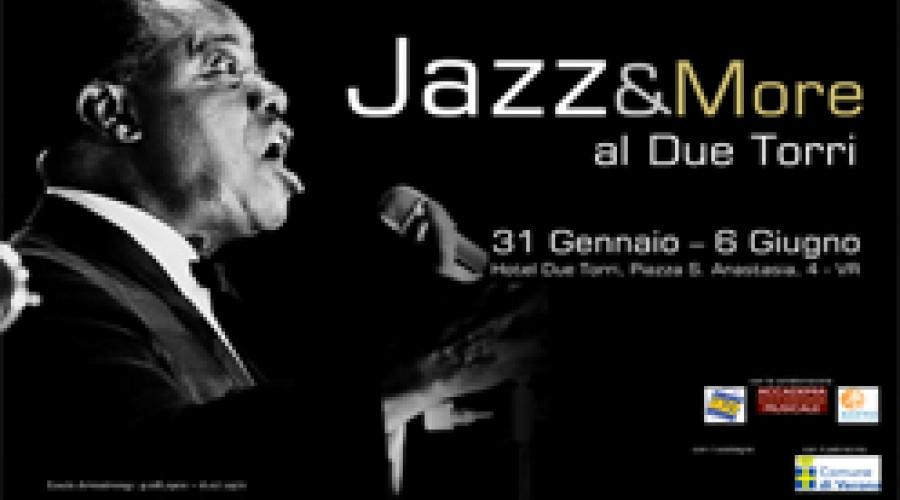 Calendario rassegna Jazz & More Spring a Verona