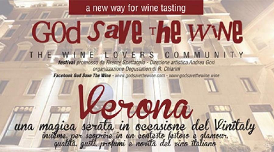 God Save The Wine al Due Torri Hotel a Verona - Vinitaly