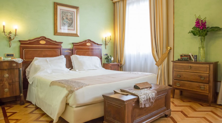 Soggiorno Deluxe | Due Torri Hotel in centro a Verona - Hotel Luxury ...