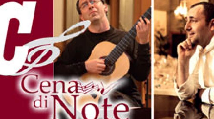 Cena di Note a Verona Corriere della Sera Due Torri Hotel