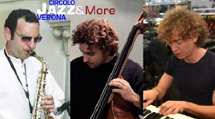 Musica Jazz a Verona: Ranaletta, Senni, Tondo TRIO