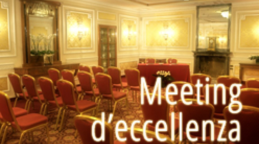 Offerta Meeting d'eccellenza a Verona
