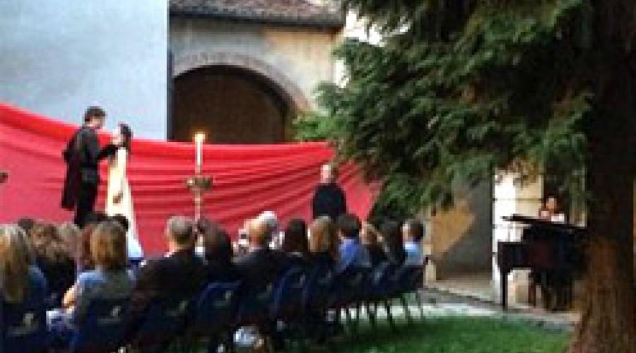 Opera in Love a Verona: Romeo and Juliet Due Torri Hotel