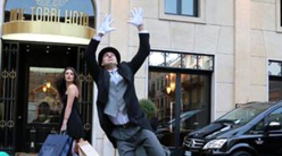 Spot Mercedes-Benz calciatori Hellas Verona