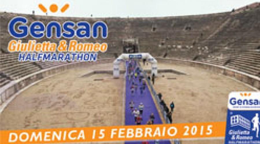Verona Giulietta & Romeo Half Marathon