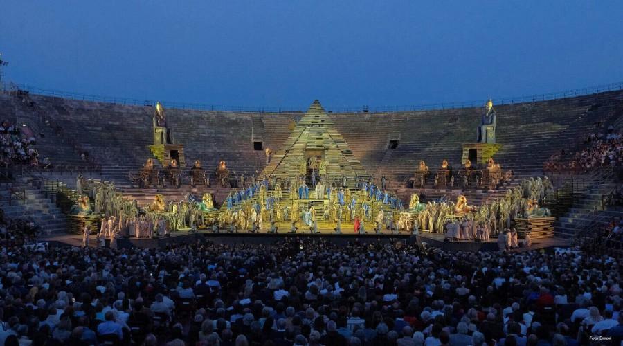 Hotel Due Torri Verona Opera Festival Arena Aida