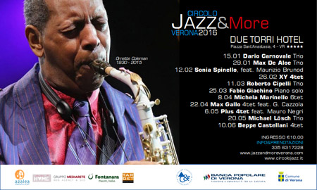 Musica Jazz & More Verona Due Torri Hotel