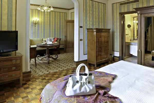 Due Torri Hotel - Hotel 5 stelle Verona - Junior Suite